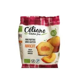 Mini Muffins Coeur D'Abricot Sans Gluten 200g - Les Recettes de Céliane
