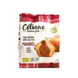 Mini Muffins Marbrés Sans Gluten 200g - Les Recettes de Céliane