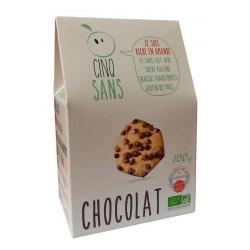 Gourmandises Chocolat - 100gr - Cinq Sans
