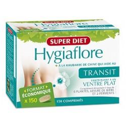 Hygiaflore -Transit - 150 comprimés - SuperDiet