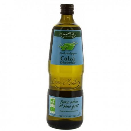 huile colza emile noel