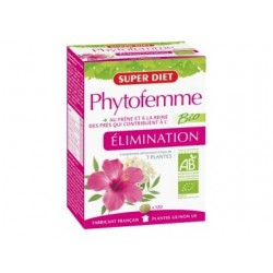 Phytofemme Bio -Elimination - Comprimés - SuperDiet