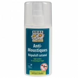 Anti Moustique Répulsif Cutané - 100ml - Aries