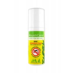 Spray Anti-Moustiques Vêtements et Tissus - 75ml - MoustiCare