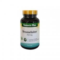 Bromelaïne 250mg - 90 Comprimés - Nature's Plus