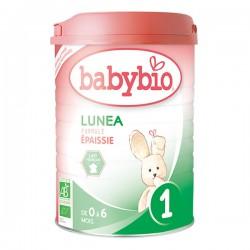Lunea 1 Bio Formule Epaissie de 0 à 6 Mois - 900gr - Babybio