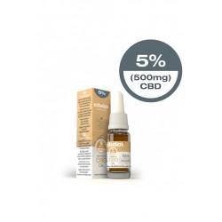 Huile de CBD Bio 2.5% - 10ml - Cibdol