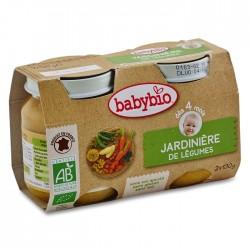 Jardinière de Légumes - 2 x 130g - Babybio