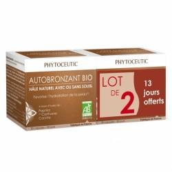 Autobronzant Bio - 2X30 Capsules - Laboratoire Phytoceutic