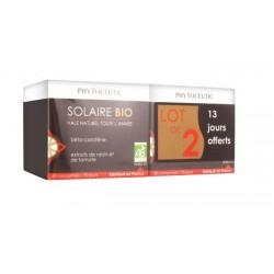 Solaire Bio Hâle Naturel - 2x60 Comprimés - Laboratoire Phytoceutic