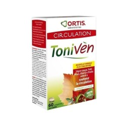 Tonivèn Circulation - 60 Comprimés - Ortis