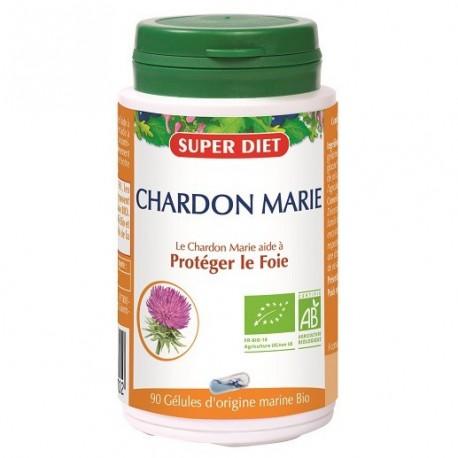 Chardon Marie - Digestion - Gélules - SuperDiet