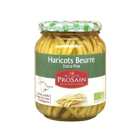Haricots Beurre Extra-Fins 660g -Maison ProSain