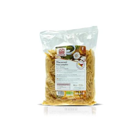 Macaroni demi-complets, Celnat, 500g