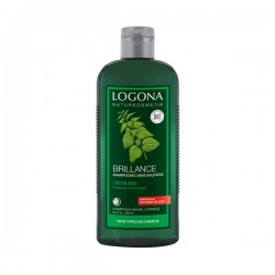 Shampoing Brillance à l'Ortie Bio - 250ml - Logona