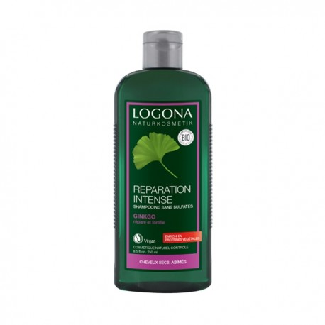 Shampooing Réparateur 250mL-LOGONA