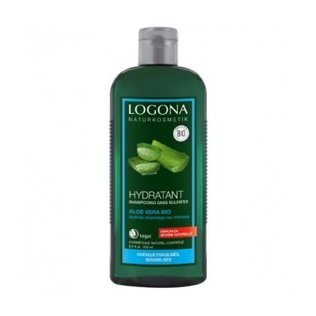 Shampooing Hydratant 250mL-LOGONA