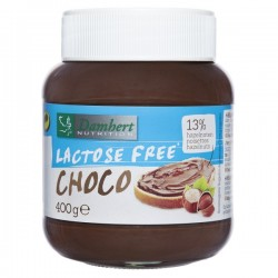 Pâte à Tartiner aux Noisettes et Cacao Maigre - 400gr - Dambert Nutrition