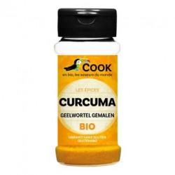 Curcuma Bio - 80gr - Cook