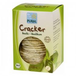 Cracker Basilic - 100gr - Pural