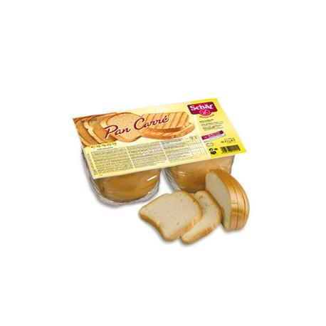 Pain Carré Sans Gluten 400g (2x200g)-Schär