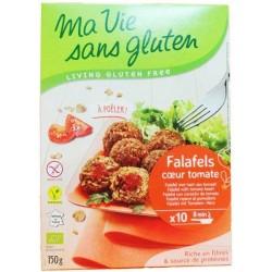 Falafels Coeur Tomate - 150gr - Ma Vie Sans Gluten