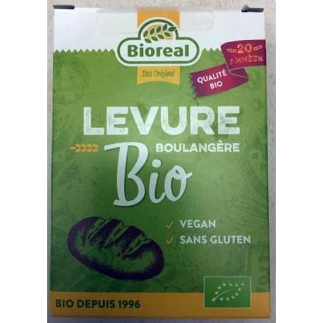 Levure Boulangère Bio - 45gr - Bioreal