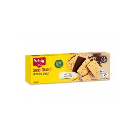 Biscotti Con Cioccolato Sans Gluten 150g-Schär