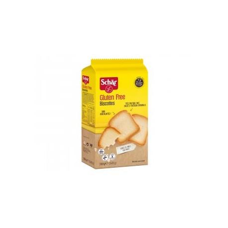 Fette Biscottate Sans Gluten 250g (3x83g)-Schär