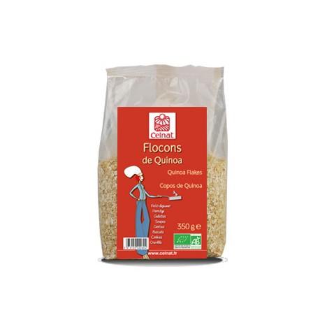 Flocons de Quinoa, Celnat, 350g