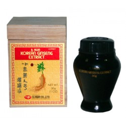 Il HWA Korean Ginseng Extract - 30gr - Api-Nature