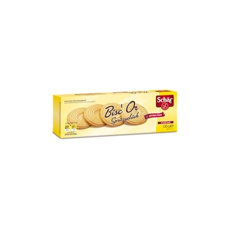 Bisc'Or Sans Gluten 120g-Schär