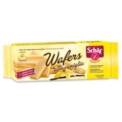 Wafers Vanille Sans Gluten 125g-Schär