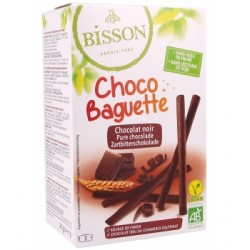 Choco Baguette - 3x40gr - Bisson
