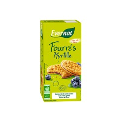 Fourrés Myrtille - 175gr - Evernat