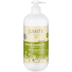 Shampooing Soin Ginkgo Bio et Olive - 950ml - Santé Naturkosmetik