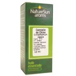 Cannelle de Chine, Huile Essentielle - 10ml - NaturSun'Aroms