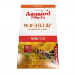 Propolentum Echinacea Zinc - 60 Pastilles - Aagaard Propolis