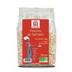 Flocons de Sarrasin, Celnat, 350g