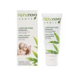 Lanoline Pure 100% Naturelle - 40ml - Alphanova Bébé