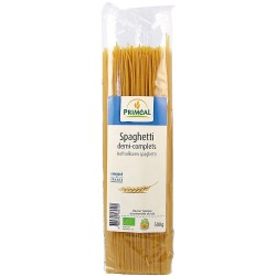 Spaguetti Demi-Complets - 500gr - Priméal