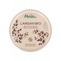 L'argan Bio Beurre Corporel - 100ml - Melvita