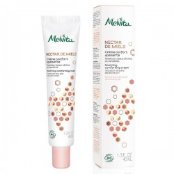 Nectar de Miels Crème Confort Apaisante - 40ml - Melvita