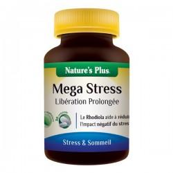 Méga Stress - 30 Comprimés - Natures Plus