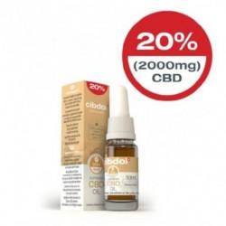 Huile de CBD Bio 10% - 30ml - Cibdol