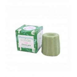 Shampooing Solide Cheveux Gras au Parfum d'Herbes Folles - Lamazuna