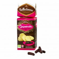 Gingembrettes Chocolat Noir 74% - 100gr - Belledonne