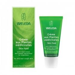Crème aux Plantes Médicinales - 30ml - Weleda