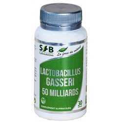 Lactobacillus Gasseri 50 Milliards - 30 Gélules - Laboratoire SFB