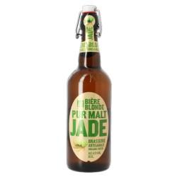 Bière Blonde - 65cl - Jade
